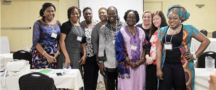 Sisterhood at Women's Studies conference in Buffalo NYS