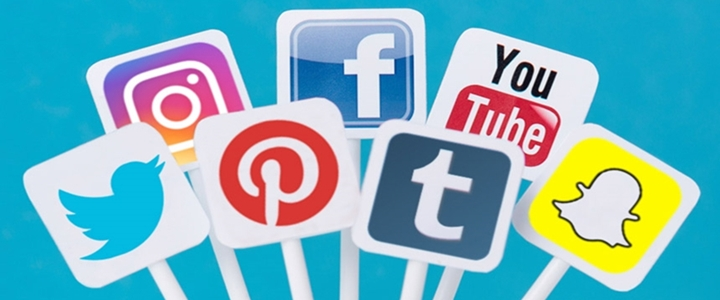 Things you can do with social media
