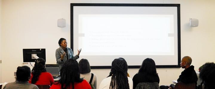 Pauline Shabani on racial microagressions