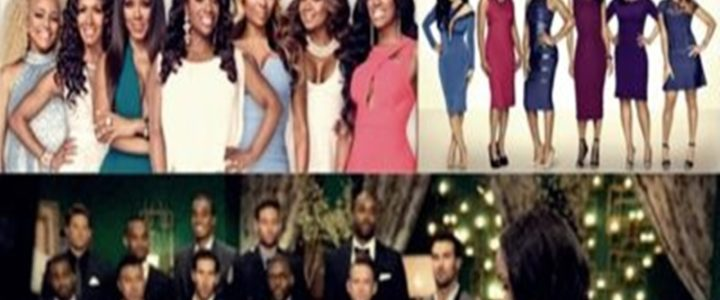 My dissertation: Deconstructing representations of Black women in Reality TV