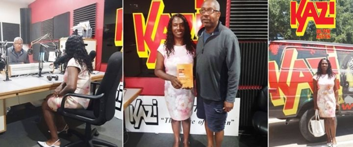 Kazi Radio Interview August 2019