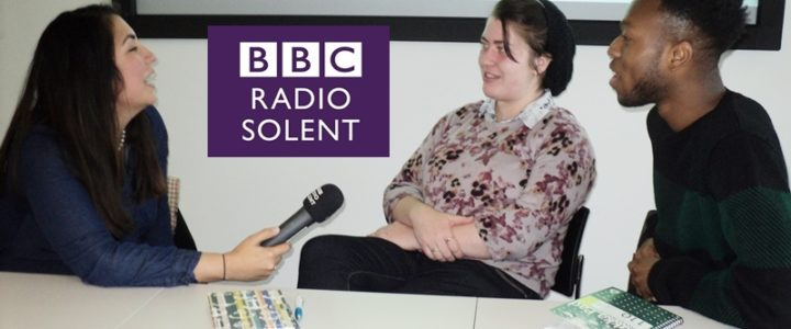 BBC Radio Solent Interview October 2016