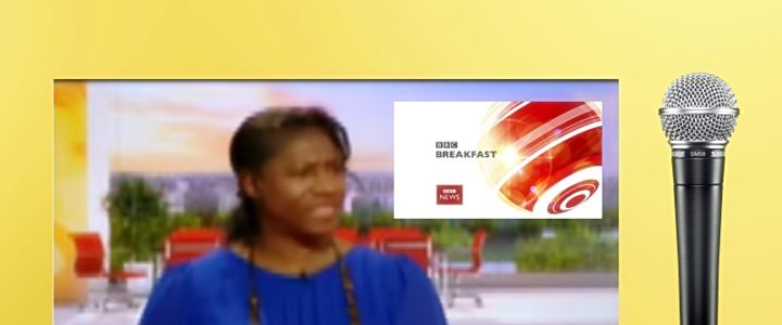 BBC Breakfast Interview May 2012