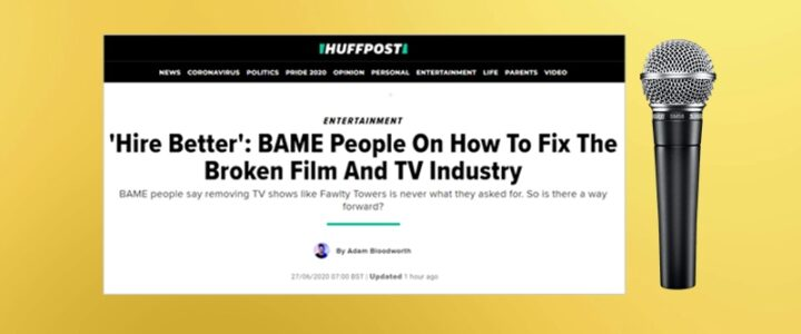 Huff Post Interview June 2020