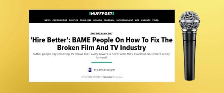 Huff Post Interview June 2020